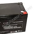 VIMAR B12-12 - 12В - 12 А/ч  - мультигелевый аккумулятор для ИБП, УПС, UPS, ДБЖ, бесперебойника, фото 2