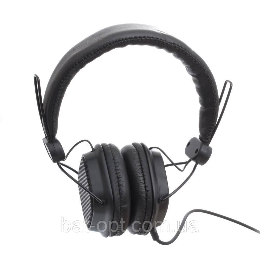 Наушники Sonic Sound E168А/MIC чёрные