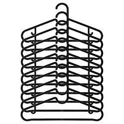 ✅ IKEA SPRUTTIG (203.170.79) Вешалка, черный