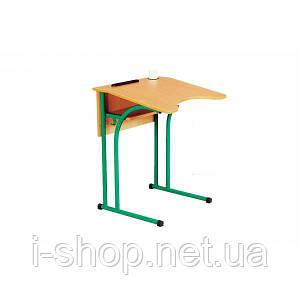 Стол-парта ученическая (одноместная со сменной высотой)