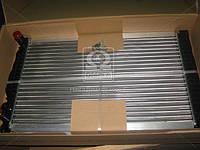 Радиатор охлаждения Фольксваген Пассат Б5 с конд., мех. кпп 1996-->2006 Tempest (Тайвань) TP.15.60.299