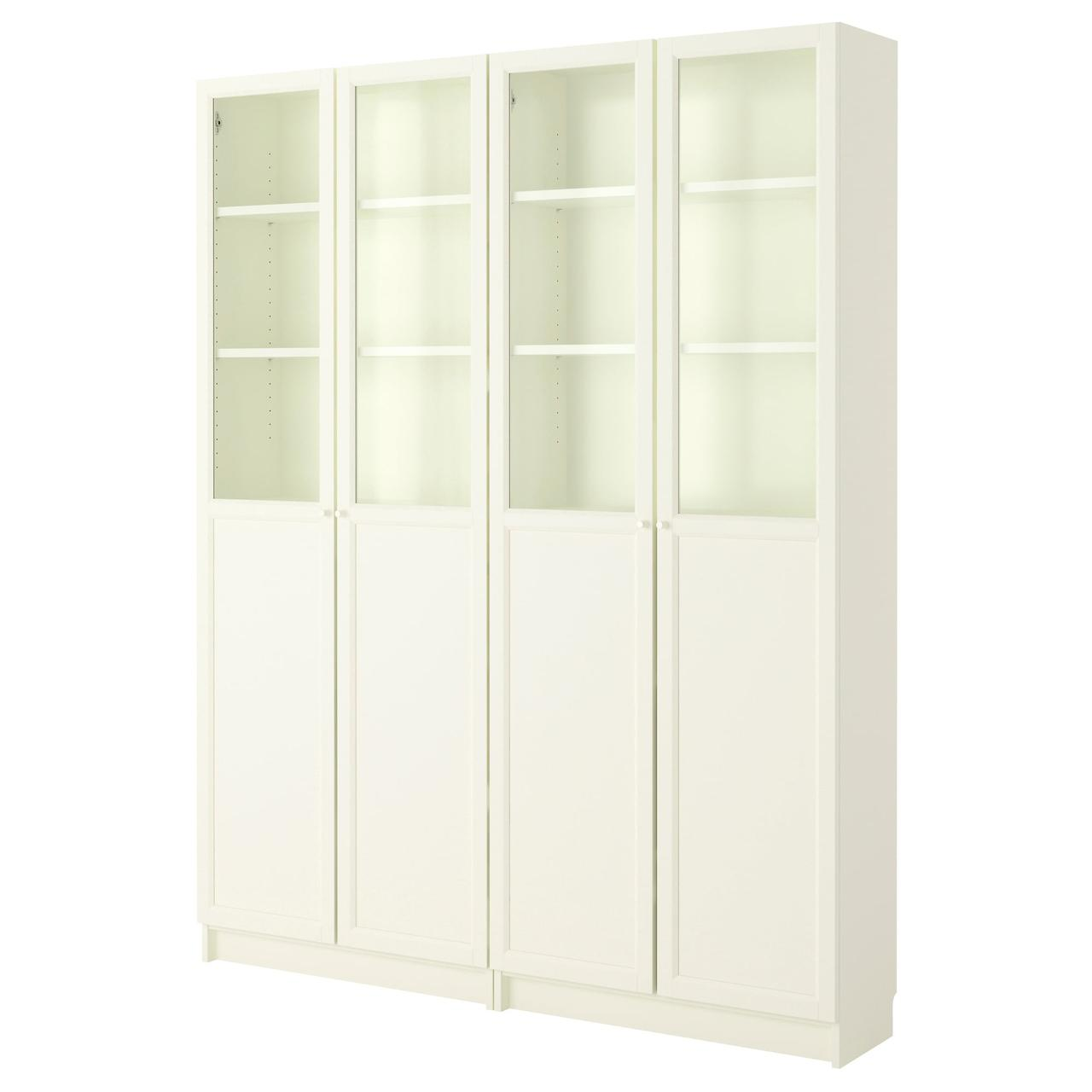 IKEA BILLY / OXBERG (390.477.37) Книжный шкаф