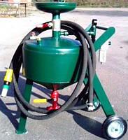 Аппарат струйной очистки АА-50