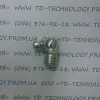 Пресс-масленка по ГОСТ 19853-74, DIN 71412 2.1Ц6 М6х1х90