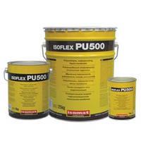 Гидроизоляция полиуретановая Изофлекс ПУ 500 (уп.1кг)  Цвет: серый