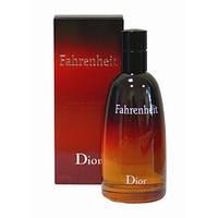 Мужская туалетная вода Dior Fahrenheit (мужественный классический аромат)