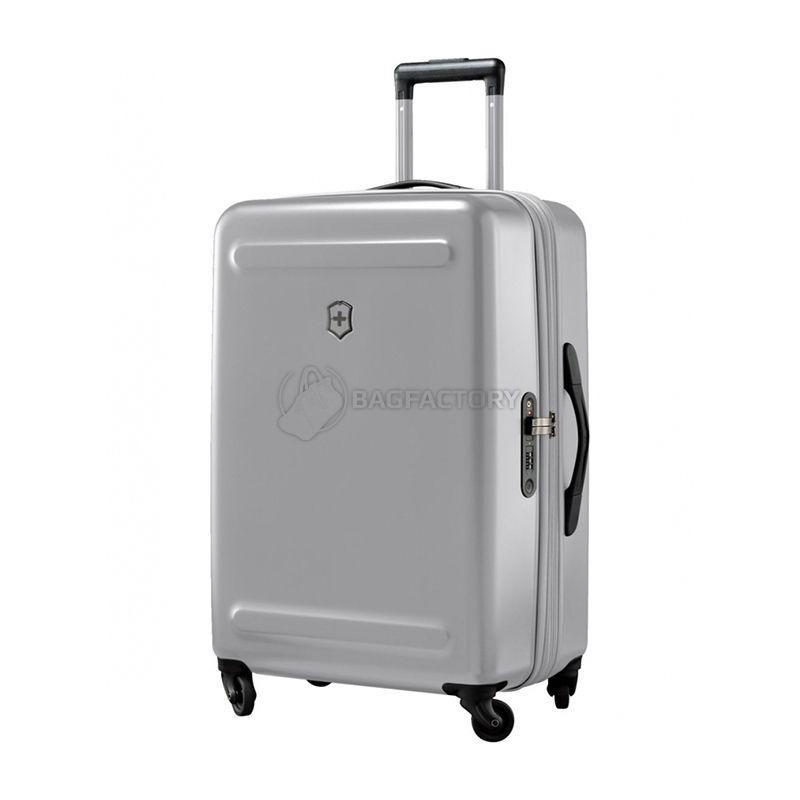 Чемодан на 4 колесах Victorinox Travel ETHERIUS Silver M 65 75л (Vt601705) 9cca14508cc