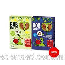 Натуральные конфеты BobSnail с яблоком и лимоном, 30г