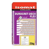 Микроцемент  Дюрокрет-Деко Флекс  (упаковка  25  килограмм)  Цвет: белый RAL, гибкий