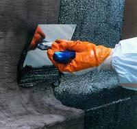 Гидроизоляция битумно полимерная Nafuflex Basic 1 (уп.30кг) с каучуковым наполнителем