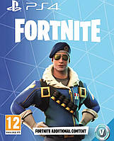 Активация Fortnite Battle Royale Bomber Outfit Code PS4