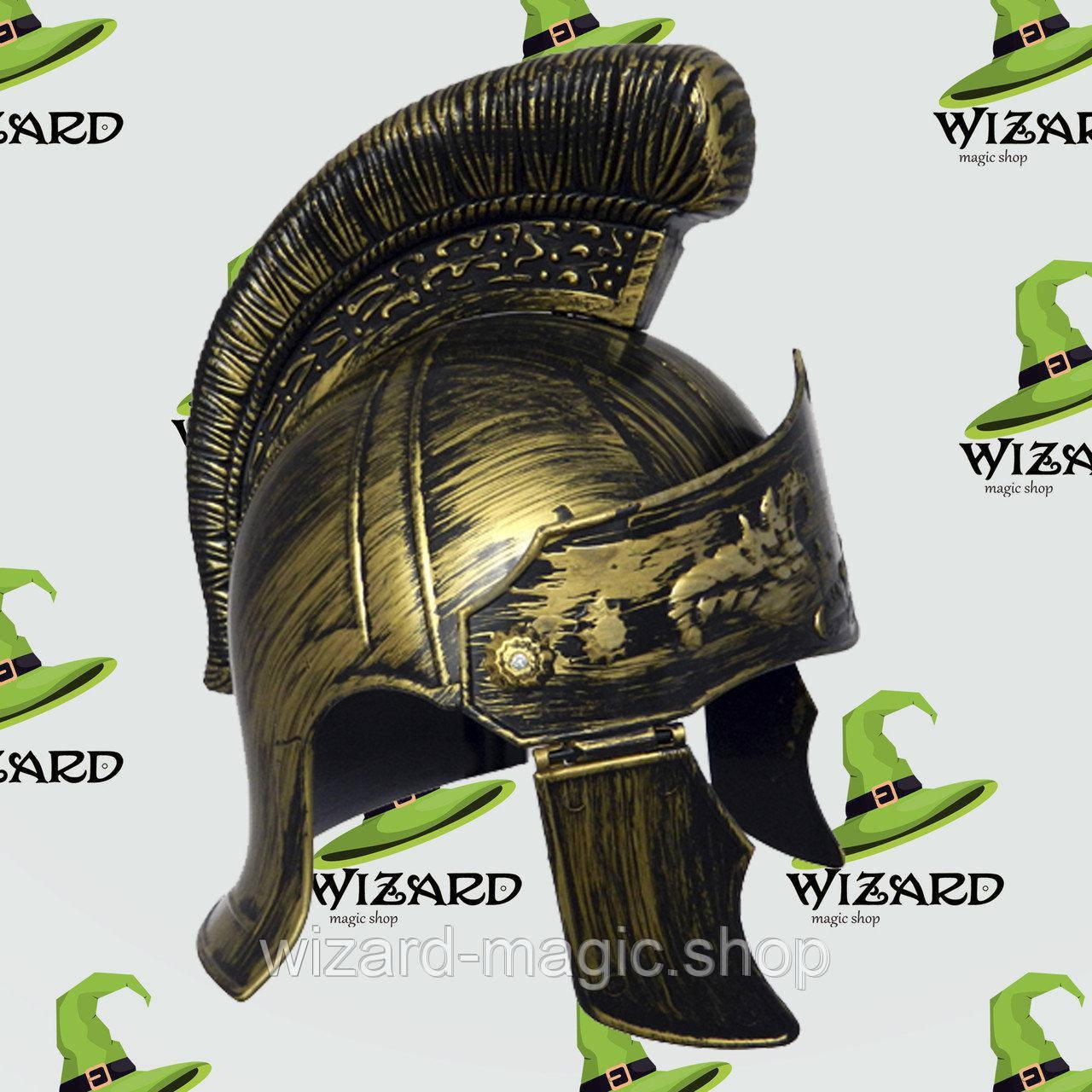 Шлем Легионера золото