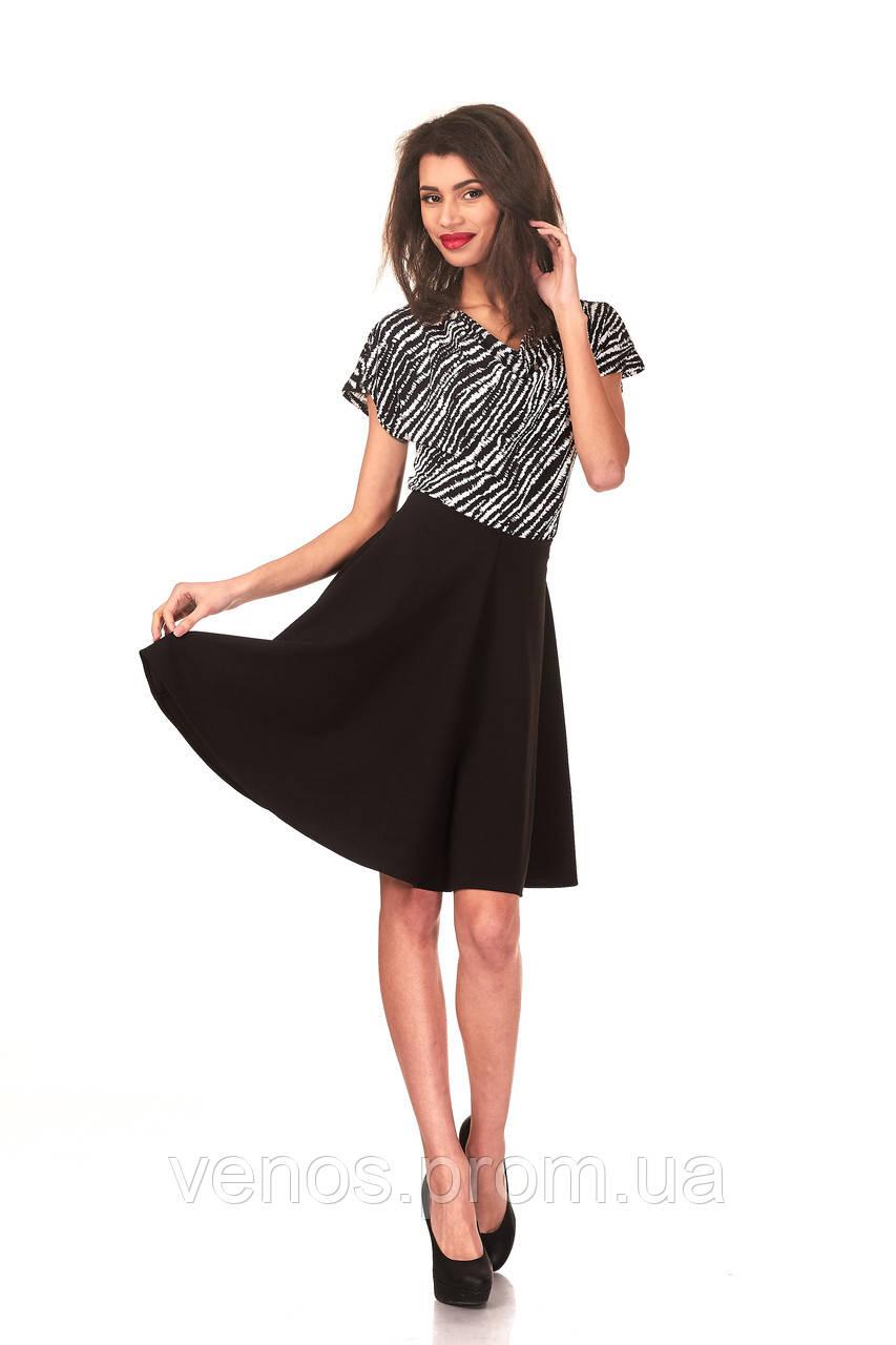 Женская юбка полусолнце . Ю042