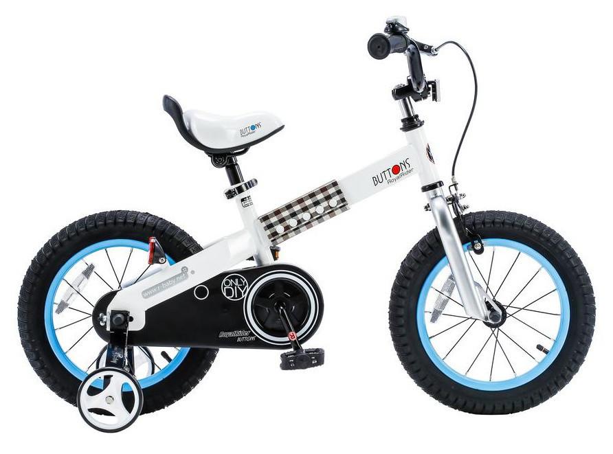 "Велосипед детский ROYAL BABY BUTTONS 18""."