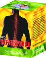Крем «Вертебронол» восстановление опорно-двигательной и нервной системы