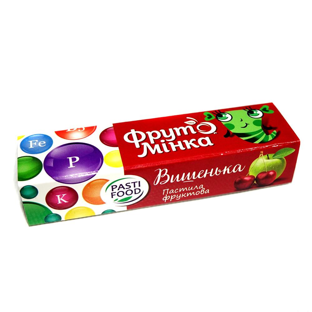 """Дитяча фруктова пастила """"Вишенька"""" - 25г"""