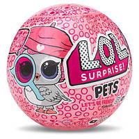 Игровой набор L.O.L. SURPRISE S4 Секретные месседжи Мой любимец, фото 1