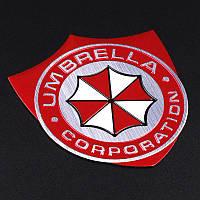 3D эмблема Umbrella corporation 3, фото 1