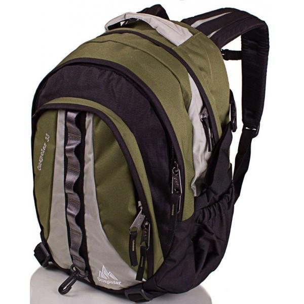 Рюкзак Onepolar W1002 33 л Green