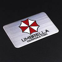 3D эмблема Umbrella corporation 6, фото 1