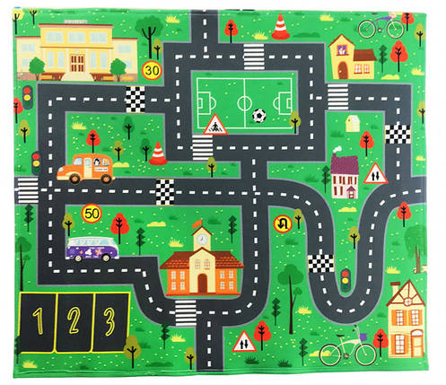 Игровой коврик 876 (Осень), фото 2