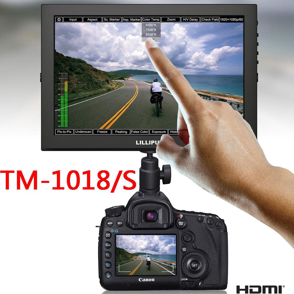 Накамерный монитор 3G-SDI Multi-touch Blackmagic Production Camera 4K BMPC - Top-Device в Киеве
