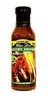 """Соус для барбекю """"Ореховый с дымком"""" Walden Farms 0 калорий"""