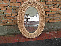 Зеркало овальное
