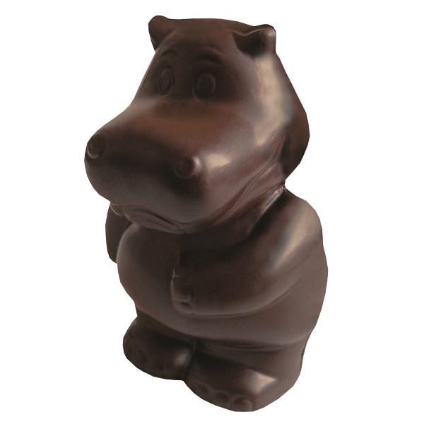 Шоколадна фігурка Солодкий Світ 120г Бегемотик чорн.