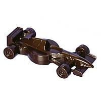 Шоколадна фігурка Солодкий Світ 285г Формула-1 чорн.