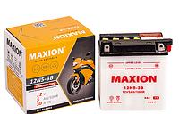 Мото аккумуляторы MAXION