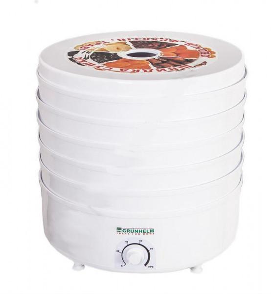 Сушка для продуктов Grunhelm BY 1162 520 Вт