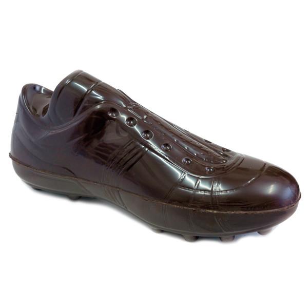 Шоколадна фігурка Солодкий Світ 290г Бутса преміум чорн.