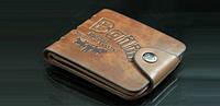 Мужской кошелек портмоне Bailini с вырезами, фото 1