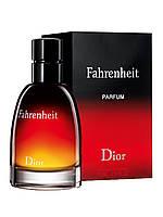 Мужская парфюмированная вода Dior Fahrenheit (мужественный классический аромат)
