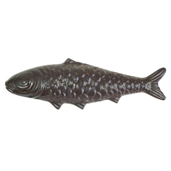 Шоколадна фігурка Солодкий Світ 55г Риба преміум чорн.