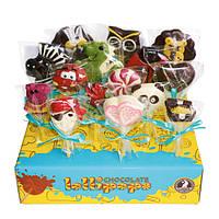 Шоколадний набір Солодкий Світ 575г Lolli-L 15шт