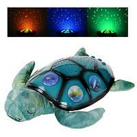 Ночник проектор звездного неба Морская Черепаха Волшебные Сны