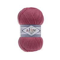 Пряжа Alize Lanagold 800 359 темная роза