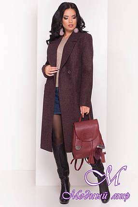 """Женское весеннее-осеннее пальто (р. XS, S, M, L, XL) арт. """"Джулс 4398"""" - 21452, фото 2"""