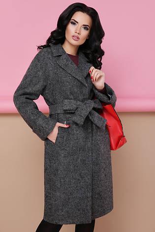 871b51bcef4 Женское шерстяное пальто с воротником