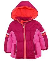 Куртка Pink Platinum(США) розовая для девочки 24мес