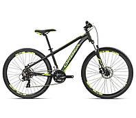 Велосипед Orbea MX 26 18 DIRT Black-green-yellow