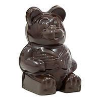Шоколадна фігурка  Солодкий Світ 40г Ведмедик чорн.