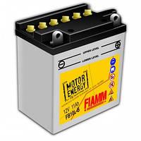 Мото аккмуляторы Flooded FIAMM FB10L-B