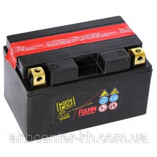 Мото аккмуляторы AGM FIAMM FTZ10S-BS