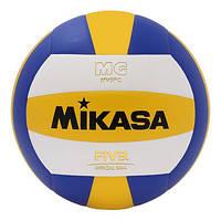 Мяч волейбольный Mikasa MV5PC оригинал
