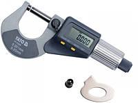 Микрометр электронный 0-25мм YATO