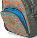 Мужской рюкзак для города Dakine Campus 33L Indio 610934866469 оранжевый, фото 4