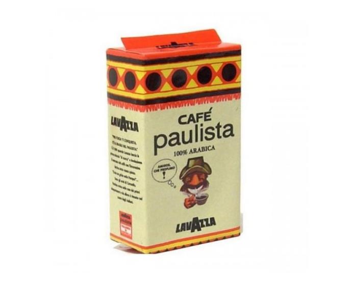 Кофе Lavazza Cafe Paulista молотый 100% arabica 250 г